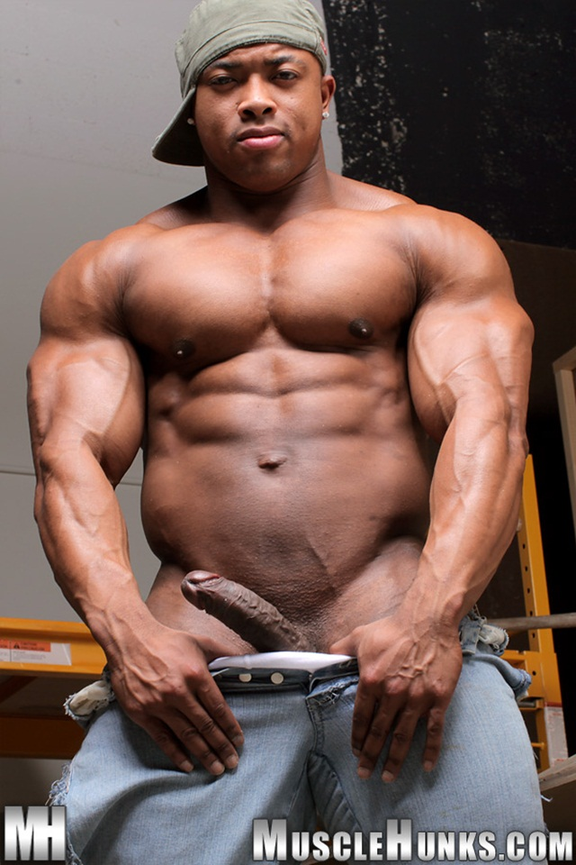 Big black naked men impossible the
