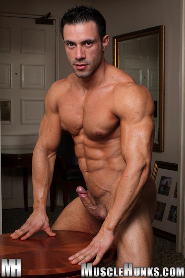 Gay hunk pumped hard full of raw cock Hot Stepdad