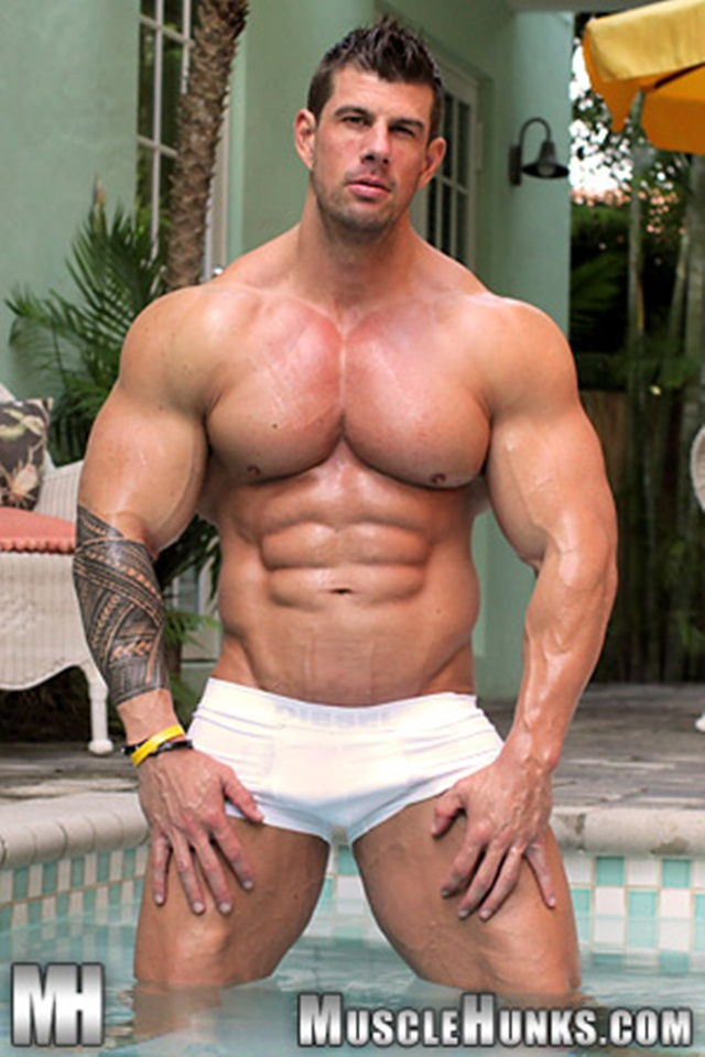 zeb atlas porno Big Country Muscle Man - Zeb Atlas.