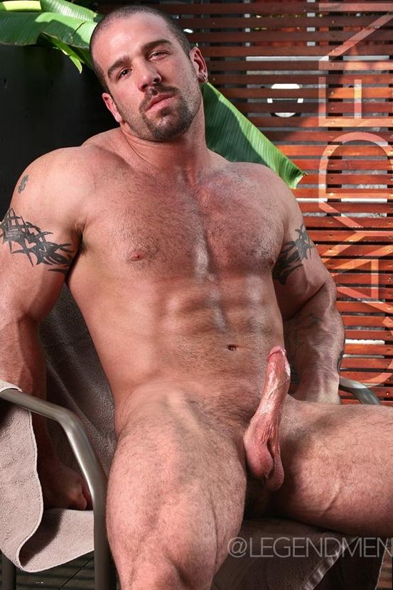 Legend Men Hot naked muscle hunks Cayden Clark Ripped Muscle Bodybuilder Strips Naked and Strokes His Big Hard Cock photo Top 100 worlds sexiest naked muscle men at Legend Men (21 30)