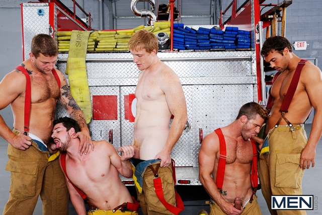 Naked buff fireman gay porn tumblr earn that bonus