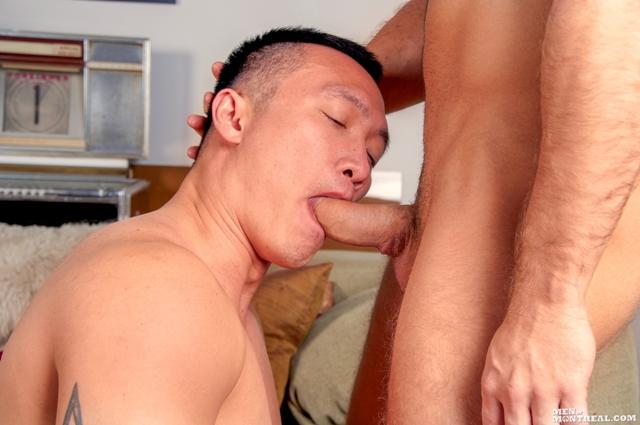 Older-gay-hunks-sling-fuck-Gabriel-Lenfant-Archer-Quan-Men-of-Montreal-06-photo