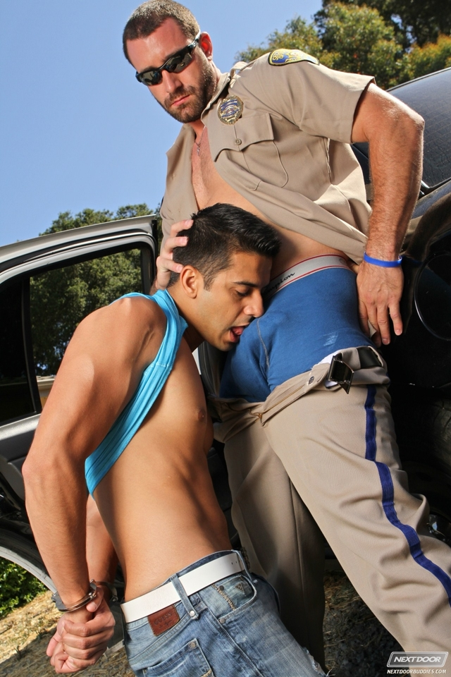 Police men sex gay movie of boy and cop