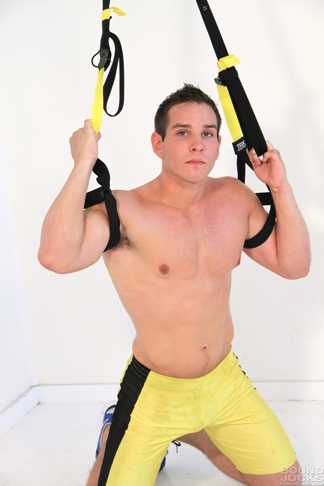 Tied-and-bound-gay-hunk-Dylan-Roberts-BDSM-bondage-hogtied-submissive-gay-bottom-Bound-Jocks-01-photo