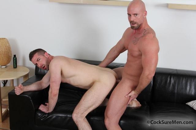 Muscle Top Mitch Vaughn Licking Ass