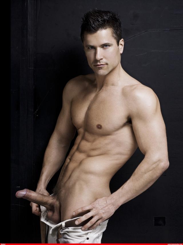 Man supermodel dick naked — photo 10