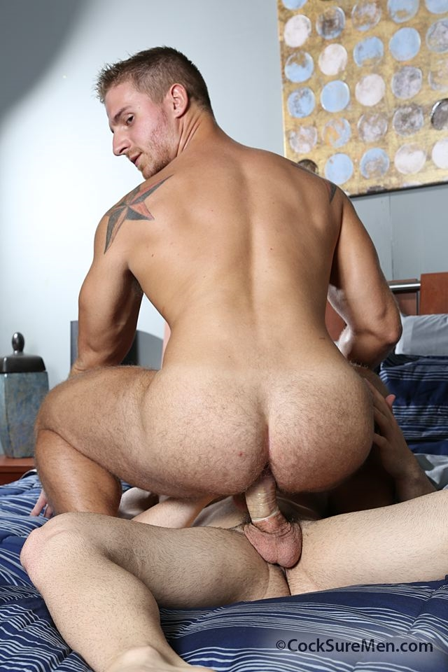 Beefy Burly Muscle Guys With Thick Uncut Cocks Fucking Hard