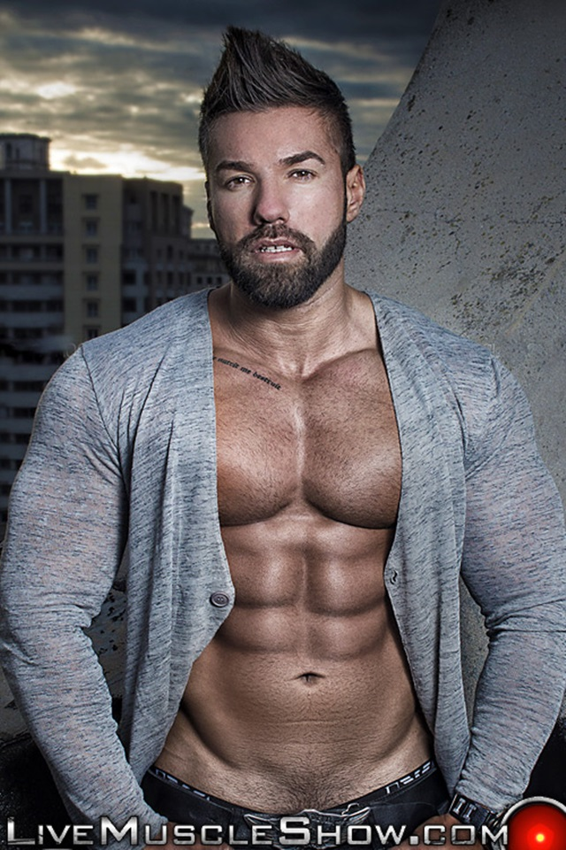 Can not muscle hunk lucas di angelo accept. interesting