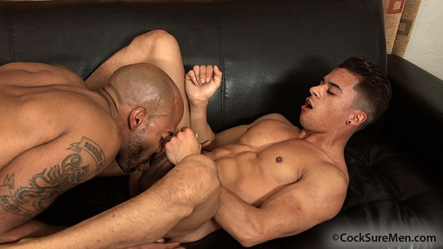 cocksuremen  Justin Coxx and Armond Rizzo