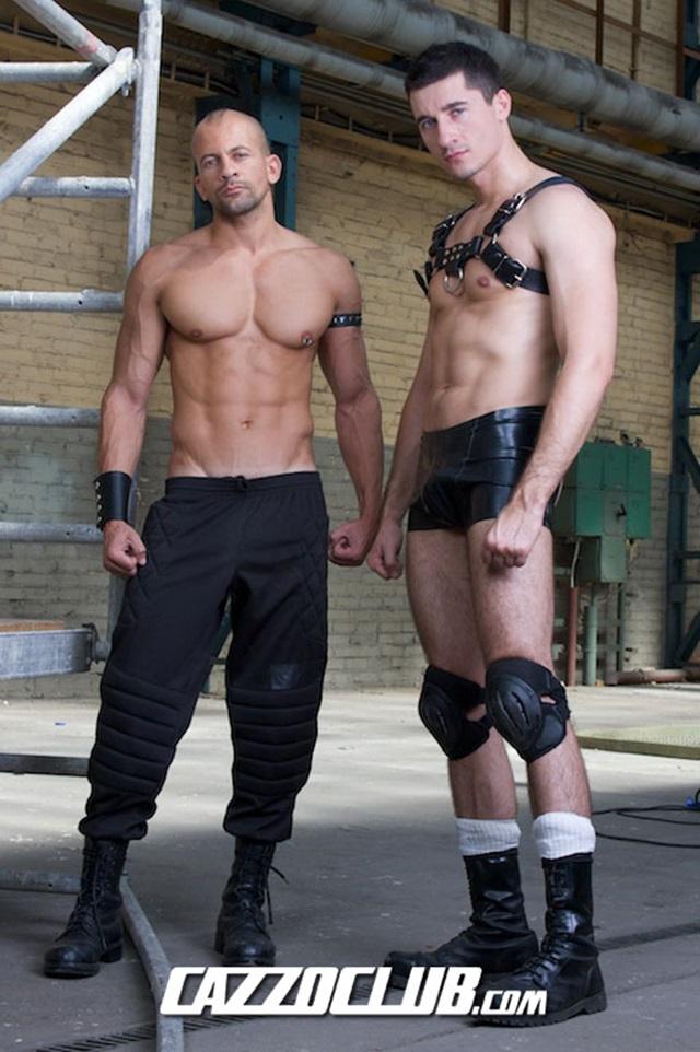 cazzo club  Breno Lopez and Jay Roberts