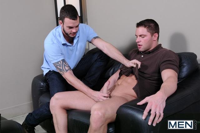 men  Cliff Jensen and Jake Wilder