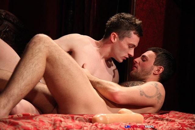 uk naked men  Riley Tess and Daniel James