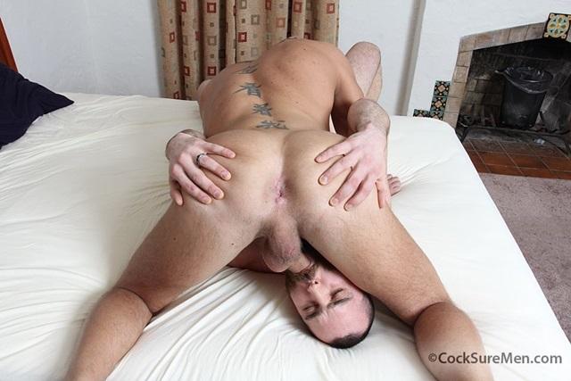 cocksuremen  Shane Frost and Porter Loutrec
