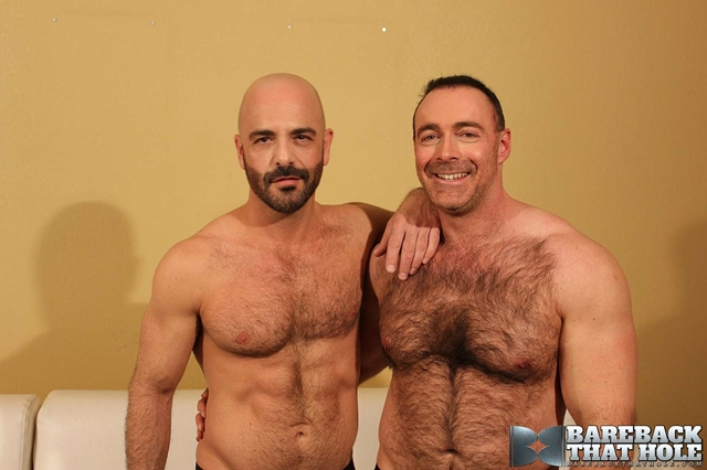 bareback that hole  Brad Kalvo and Adam Russo