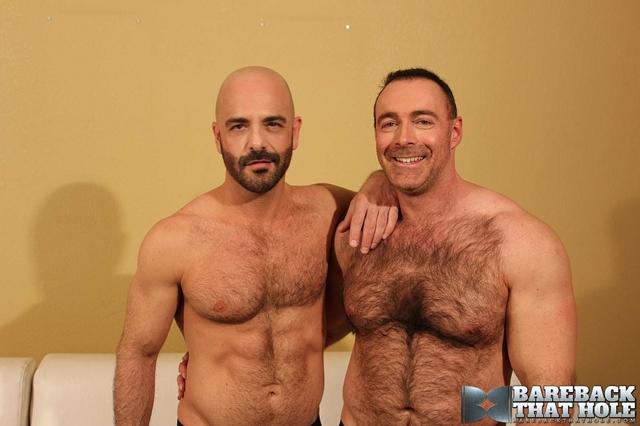 bareback that hole  Brad Kalvo and Adam Russo