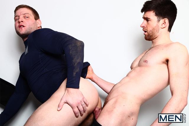 men Colby Jansen and Woody Fox