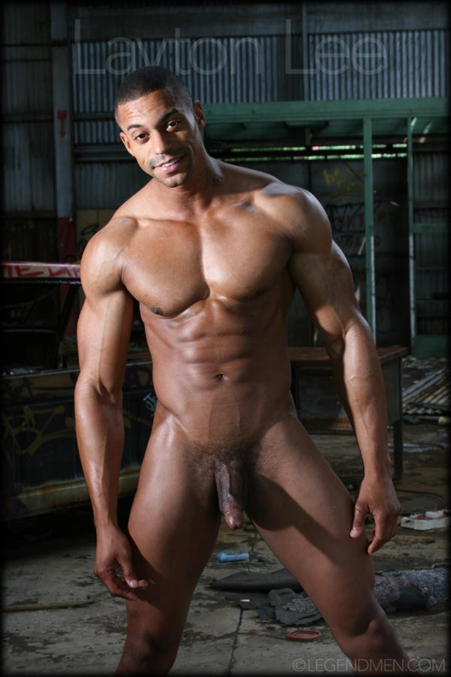 muscle men 2 legend men Layton Lee aka David Vance