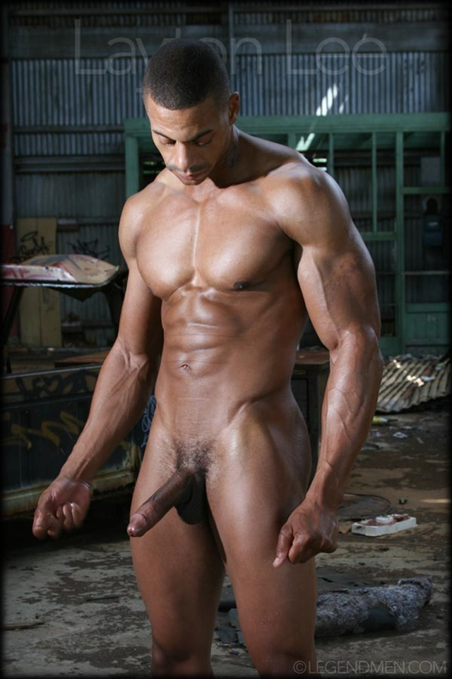 muscle men 2 legend men  Layton Lee aka David Vance