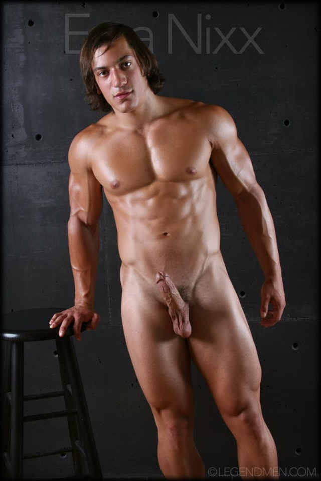 muscle men 2 legend men  Ezra Nixx