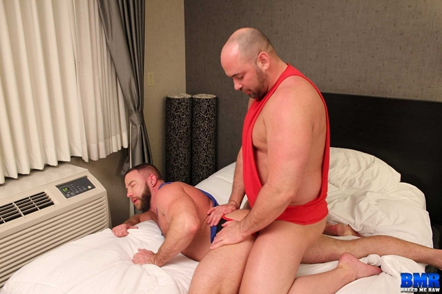 breed me raw Tyler Reed and Shay Michaels