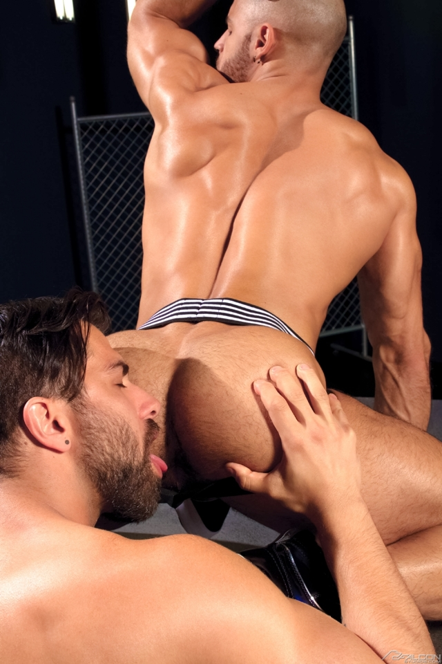 falcon studios  Adam Ramzi and Sean Zevran