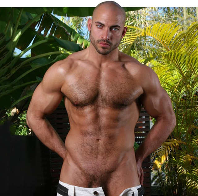 muscle men 2 legend men Damian Armani