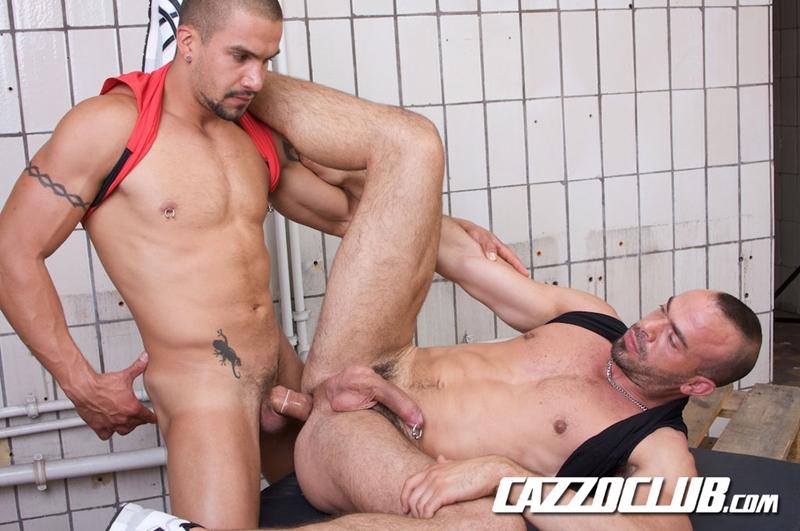cazzo club  Moran Stern and Toby Park