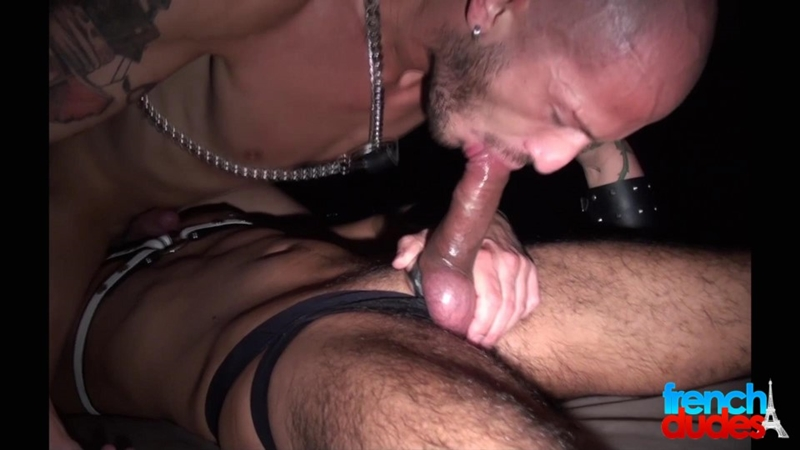 french dudes  Damian High and Nicolas Antonio