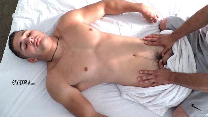 gayhoopla  Sneak Peak Phillip Anadarko & Max Summerfield
