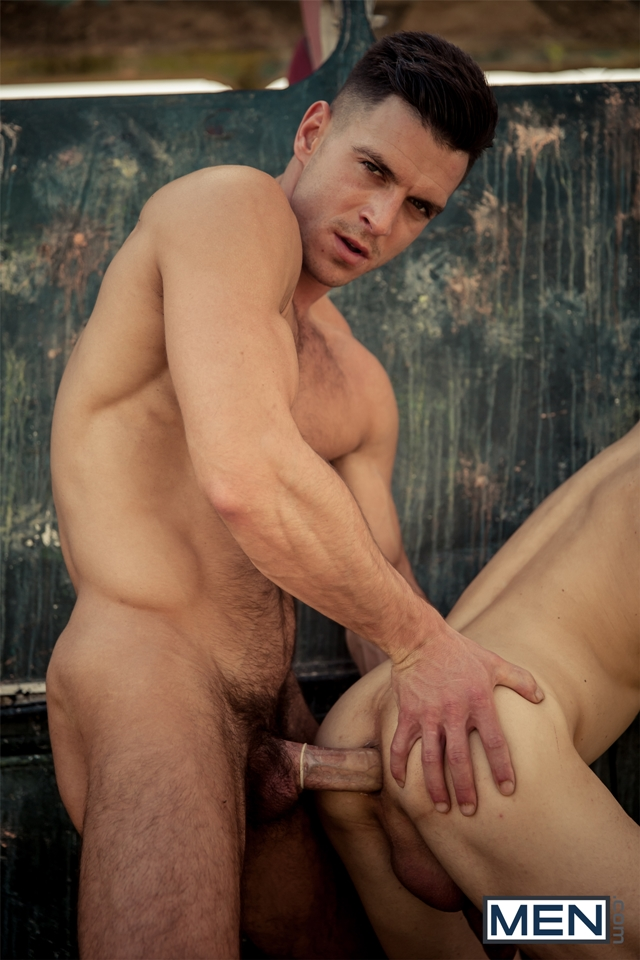 men  Paddy OBrian and Allen King