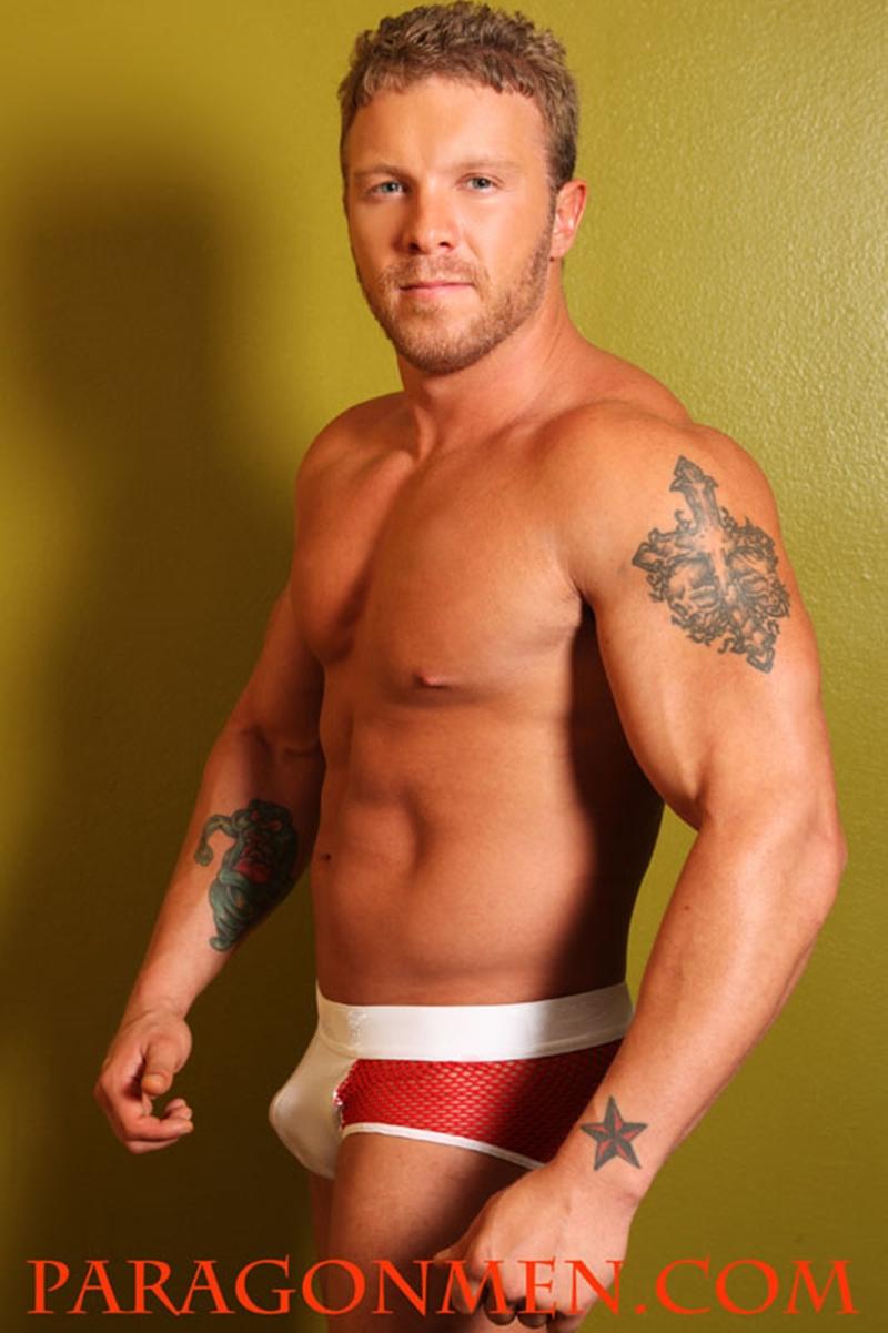 Big muscled black guy bangs twink 8