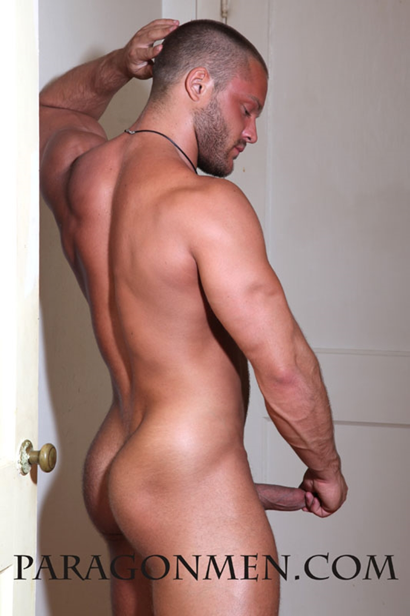 paragon men 2  Saul Harris