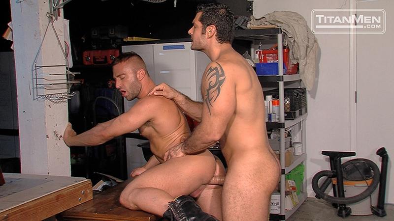 titan men  JR Bronson and Marcus Ruhl