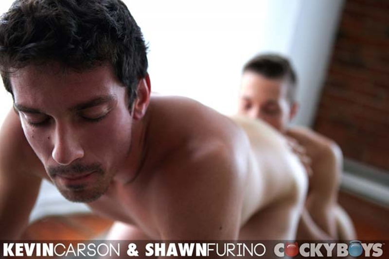 cocky boys  Kevin Carson and Shawn Furino