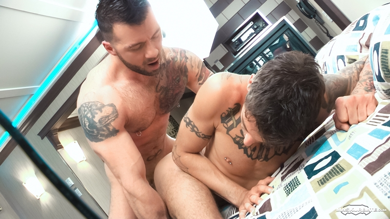 maskurbate  Manuel Deboxer and Ben Rose