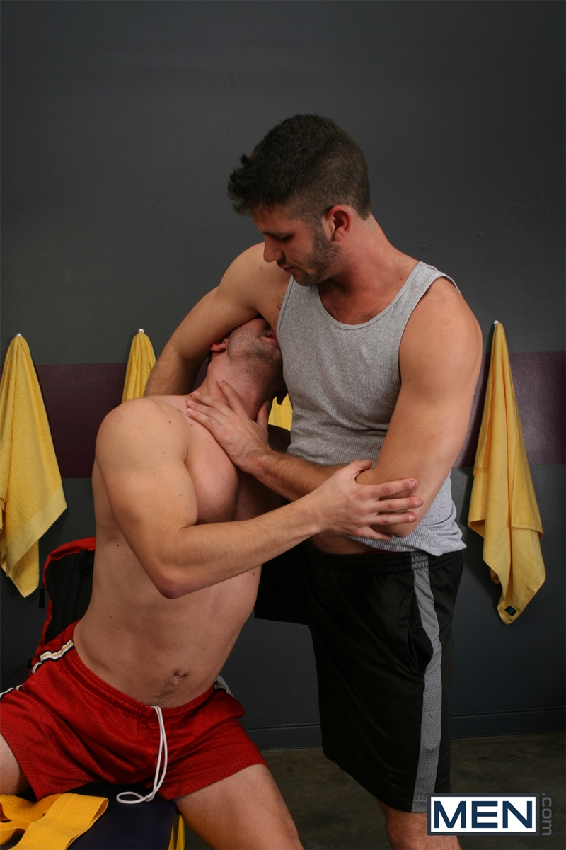 men  Jimmy Fanz and Colt Rivers