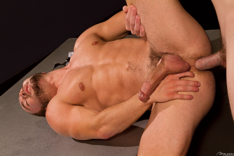 falcon studios  Andrew Stark and Colt Rivers