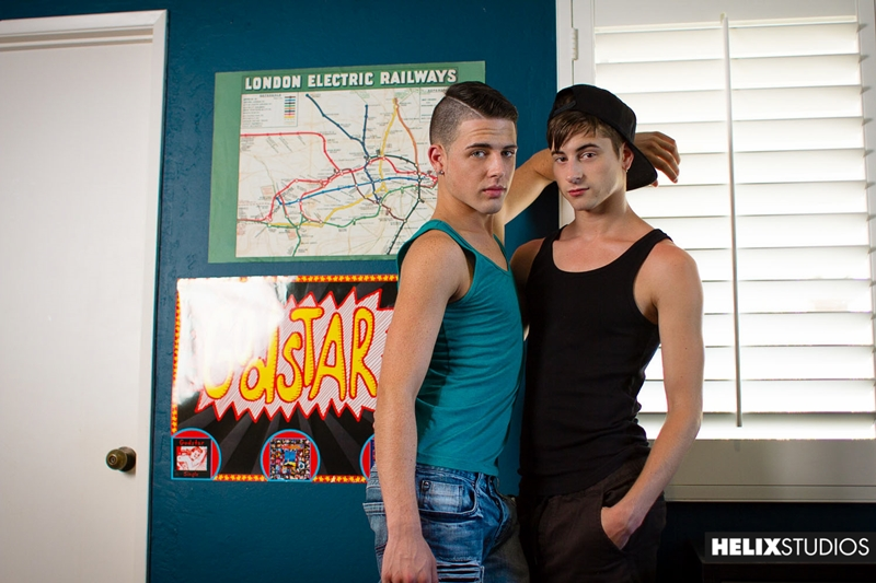 helix Alex Vaara and Dustin Gold