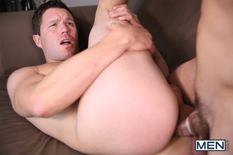 men  Jack King and Travis James