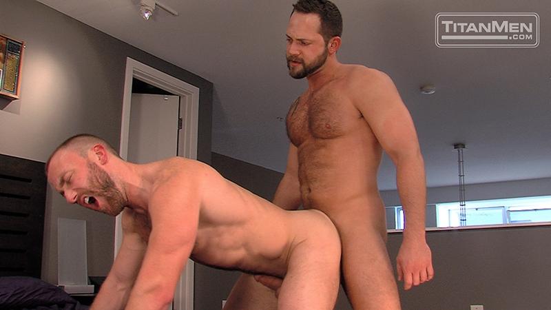 titan men  Nick Prescott and Tyler Edwards