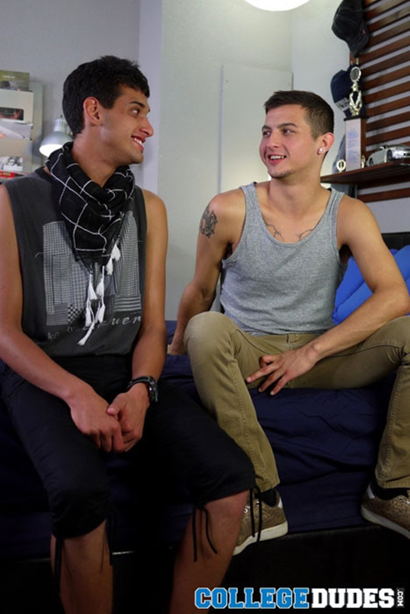 college dudes  CollegeDudes Davey Anthony Armando Torres horny studs fuck rimming asshole oral sex kissing straight boys 002 tube download torrent gallery sexpics photo Davey Anthony and Armando Torres