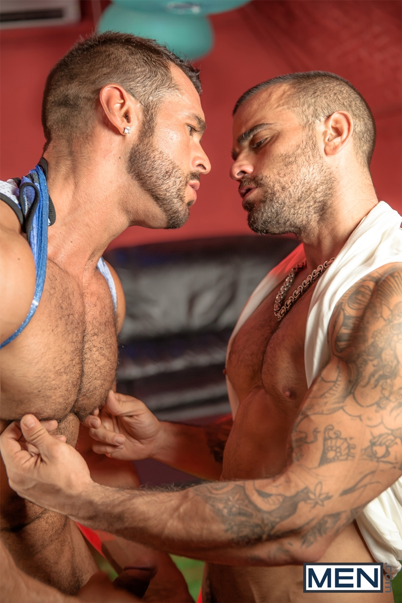 men  Men com Ibiza hottest hookup fit studs Damien Crosse Denis Vega tops horny ass hole big dick fucking rimming 008 tube download torrent gallery sexpics photo Damien Crosse and Denis Vega