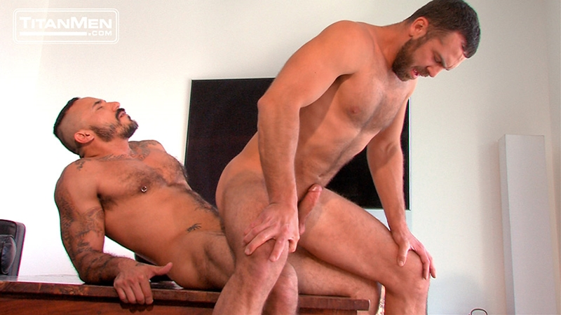 titan men  Alessio Romero and Ray Nicks