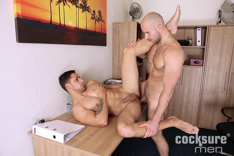 Alex Bach and Sean Robson