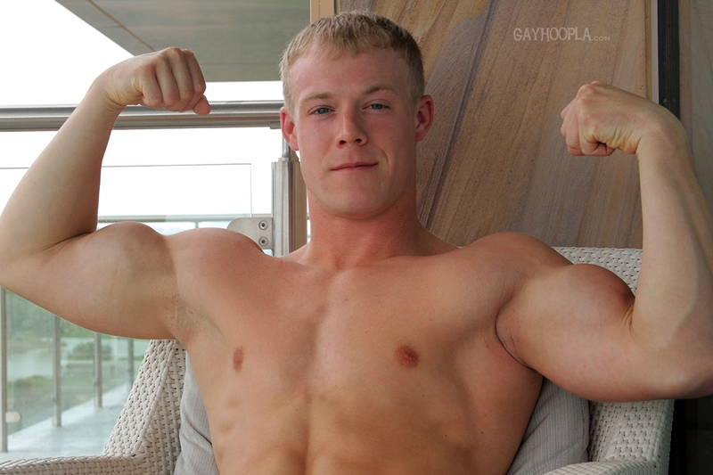 gayhoopla  GayHoopla Colt McClaire cowboy huge dick jeans crotch bulge orgasm cum solo jerk off smooth chest bubble butt 003 tube video gay porn gallery sexpics photo Gay Cowboy Colt McClaire