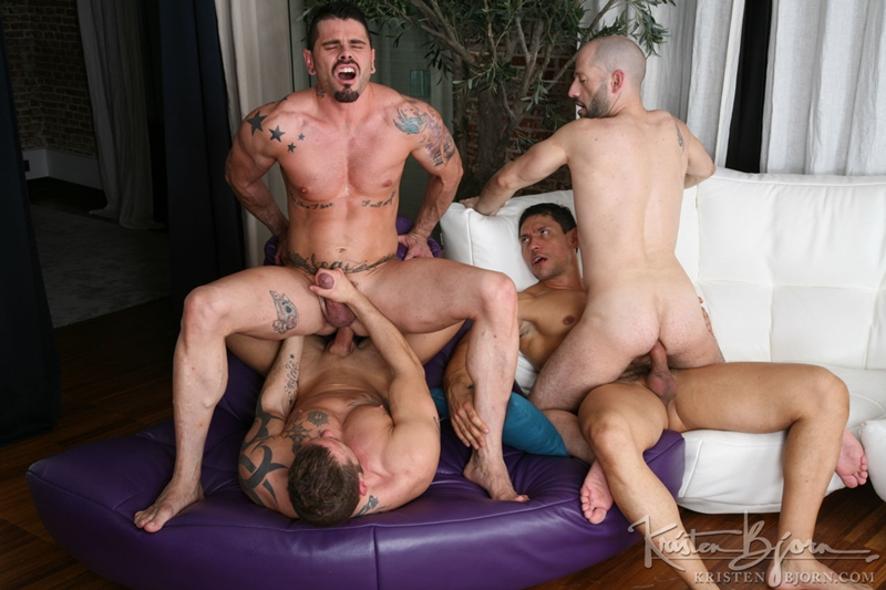 kristen bjorn  KristenBjorn Antonio Miracle Mario Domenech John Rodriguez Rainer huge dick anal rimming ass hole bare cock fuck 006 tube video gay porn gallery sexpics photo Antonio Miracle, Mario Domenech, John Rodriguez and Rainer