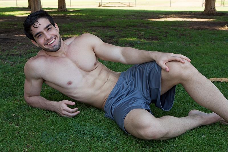 Enrique sexy muscle boy