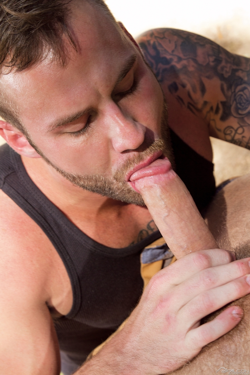 falcon studios  Chris Bines fucks Brian Bonds