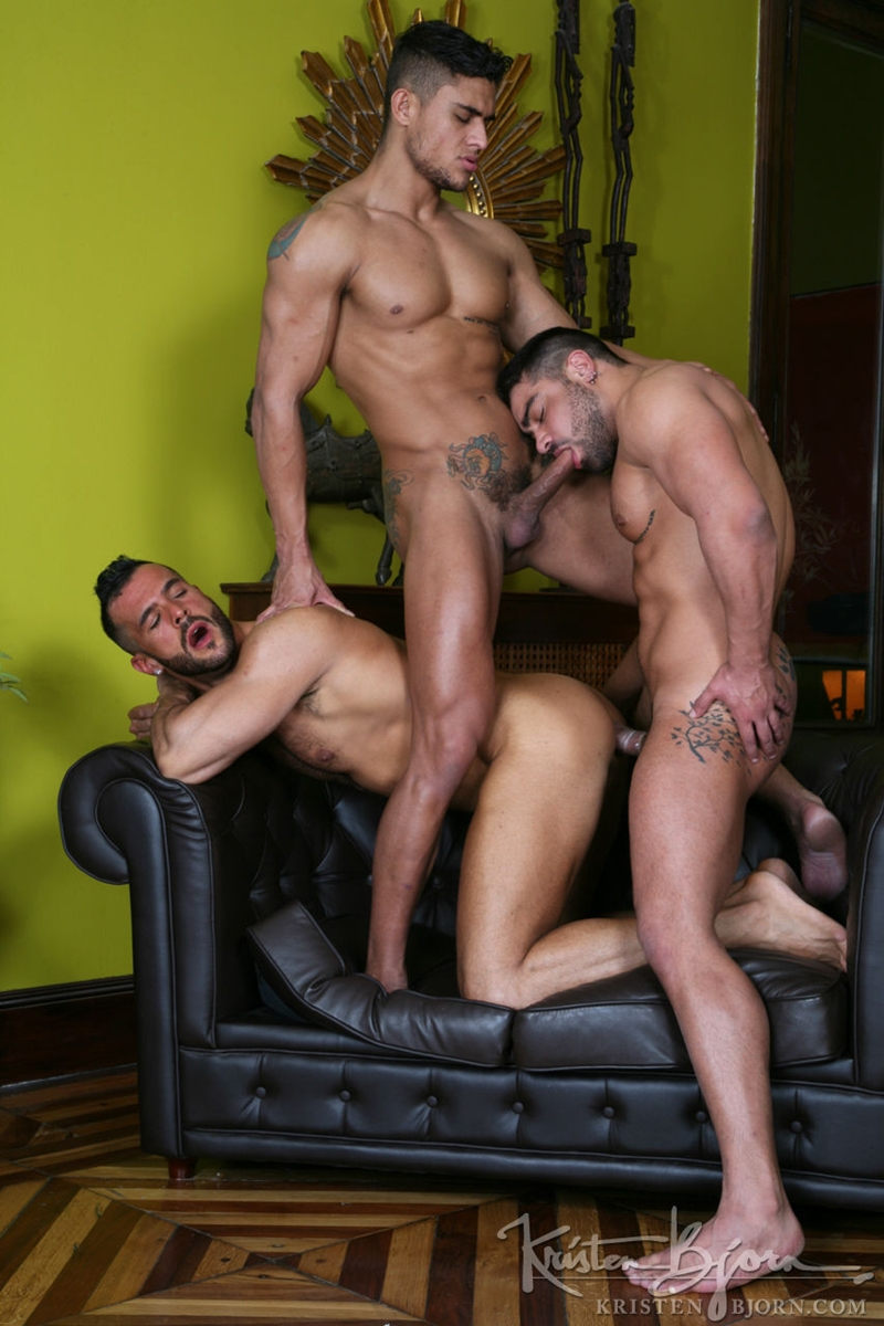 Wagner Vittoria, Diego Lauzen And Denis Vega - Big Dick -9305