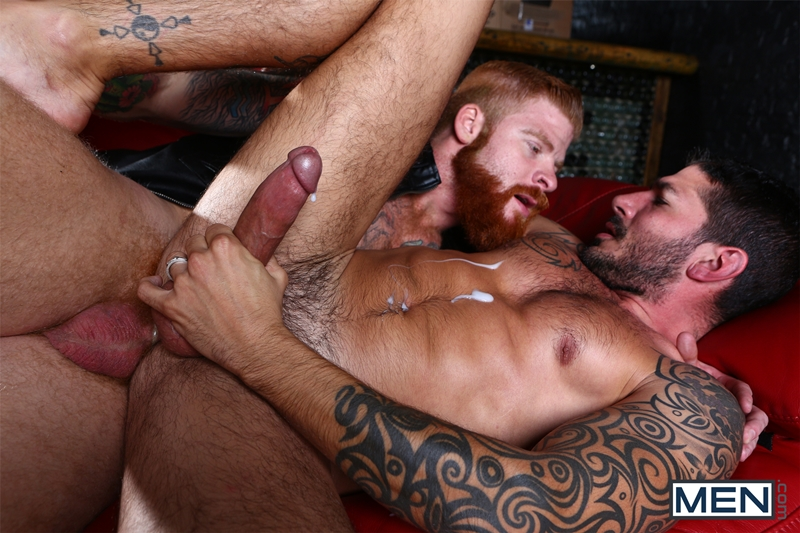 men  Men com Bennett Anthony fucks famous gay porn star Johnny Hazzard ginger pubes redhead big furry cock tight asshole 016 tube video gay porn gallery sexpics photo Bennett Anthony fucks gay porn star Johnny Hazzard's tight ass